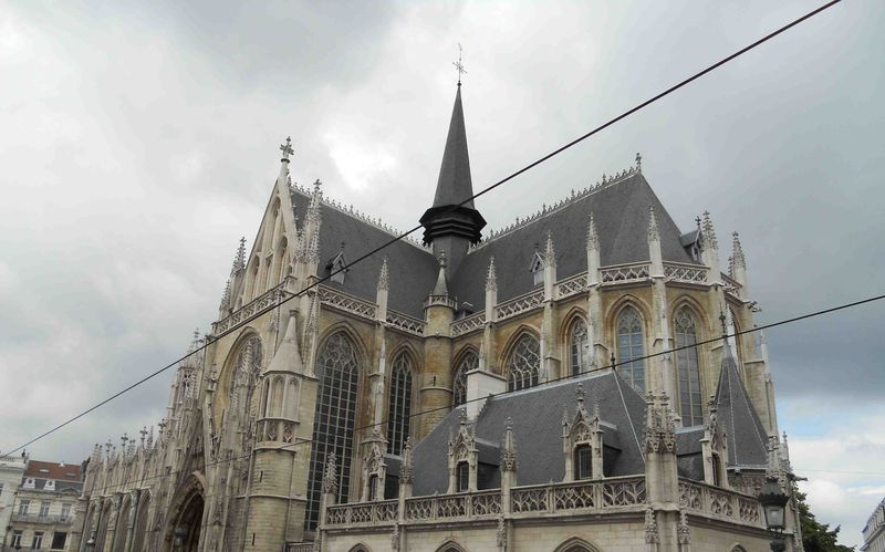 Brussels cath II