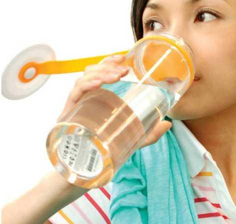 Activa water bottle